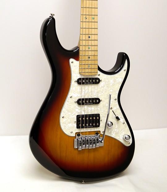 cort g260 g series electric guitar 3 tone sunburst reverb. Black Bedroom Furniture Sets. Home Design Ideas