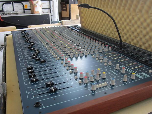 Allen and heath sr 424 mixer reverb for Heath motors greenville nc