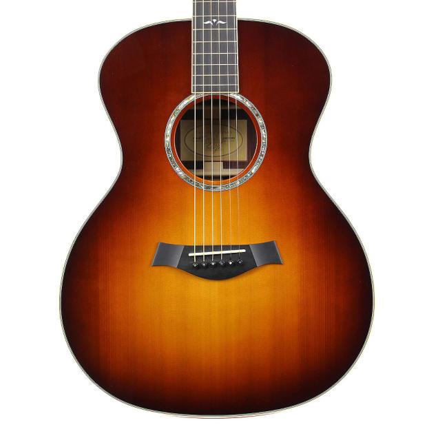2010 taylor custom ga grand auditorium acoustic guitar reverb. Black Bedroom Furniture Sets. Home Design Ideas
