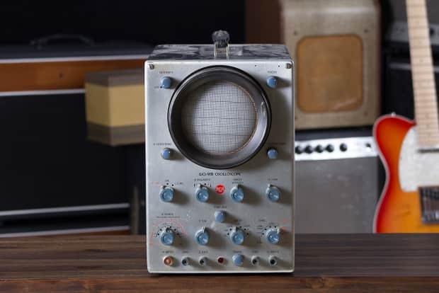 Unity Auto Sales >> RCA WO-91B Vintage Tube Oscilloscope - Works | Reverb