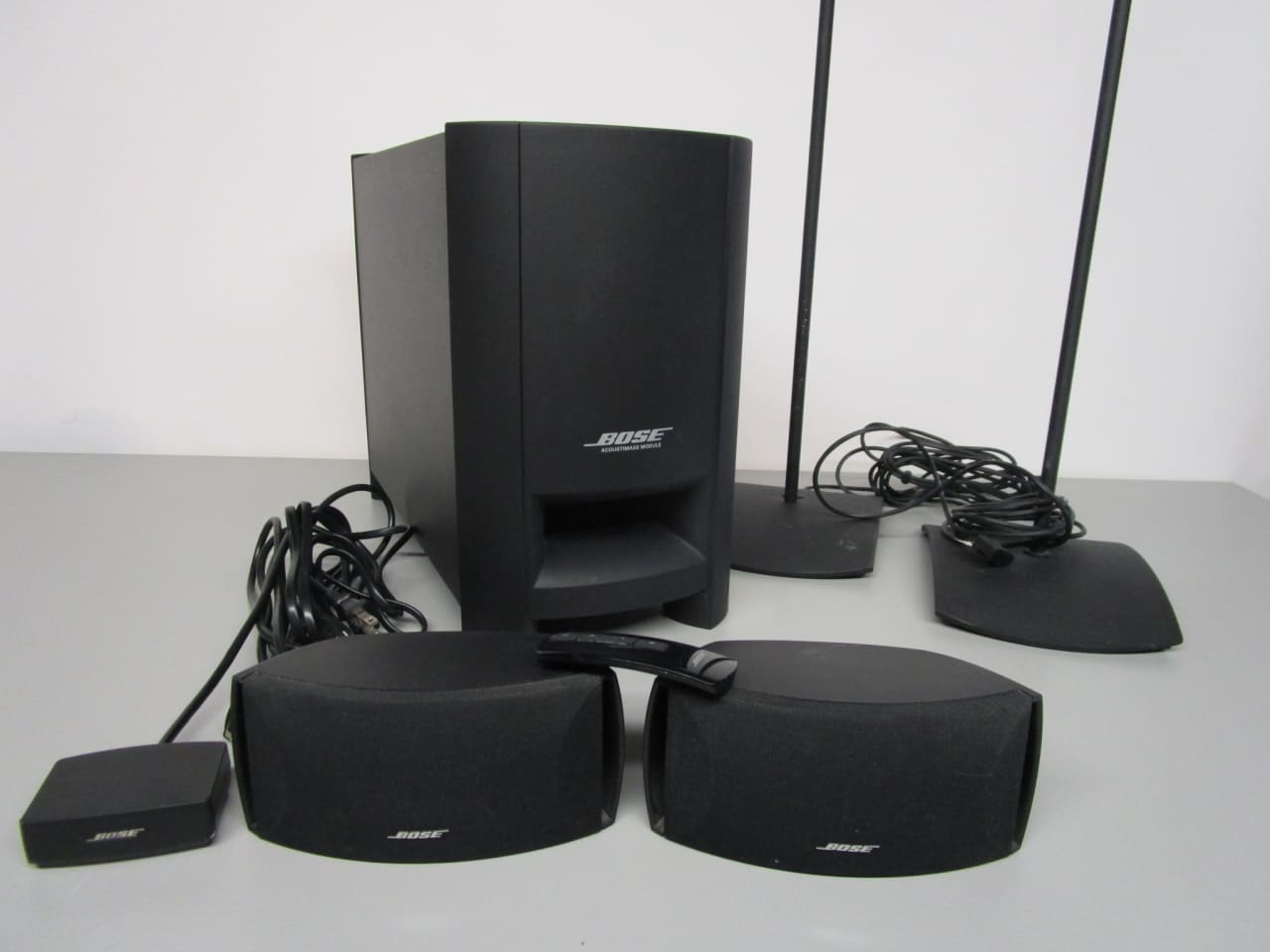 bose cinemate series ii digital home theater system local reverb. Black Bedroom Furniture Sets. Home Design Ideas