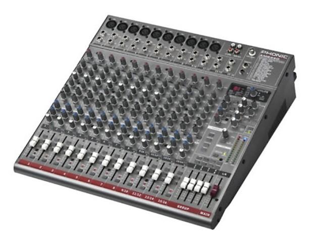 Circuit Compact Mixer Audio Mixer Circuit Volume Pan Amplifier