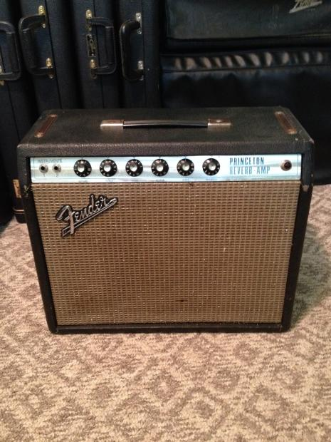dating a silverface princeton reverb This amp seems to have a collection of odd parts that makes it difficult to date details: silverface 12 watt princeton non reverb 5.