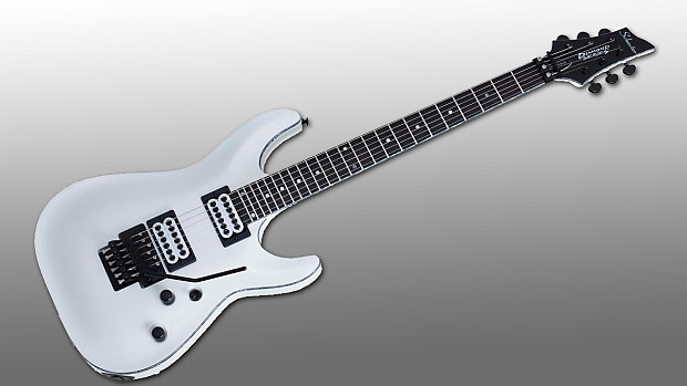 Schecter C 1 Fr City Of Evil Synyster Gates Signature
