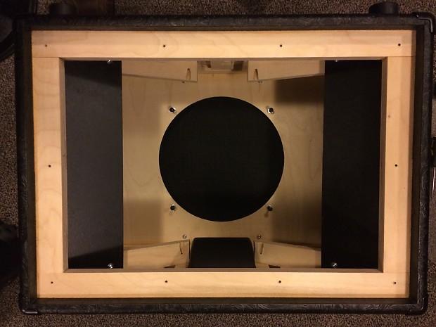 forte 3d guitar speaker cabinet reverb