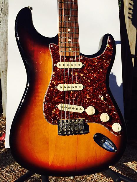 John Mayer Strat : fender john mayer stratocaster body relic sunburst signature reverb ~ Vivirlamusica.com Haus und Dekorationen