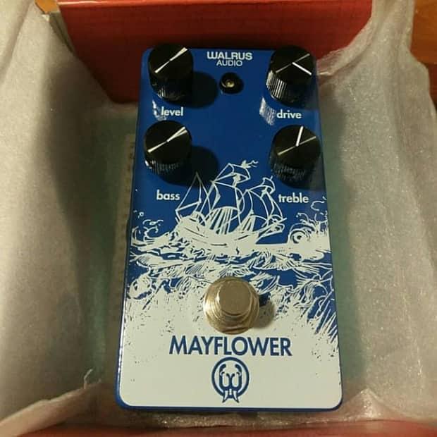 Walrus Audio Mayflower Free Shipping Reverb