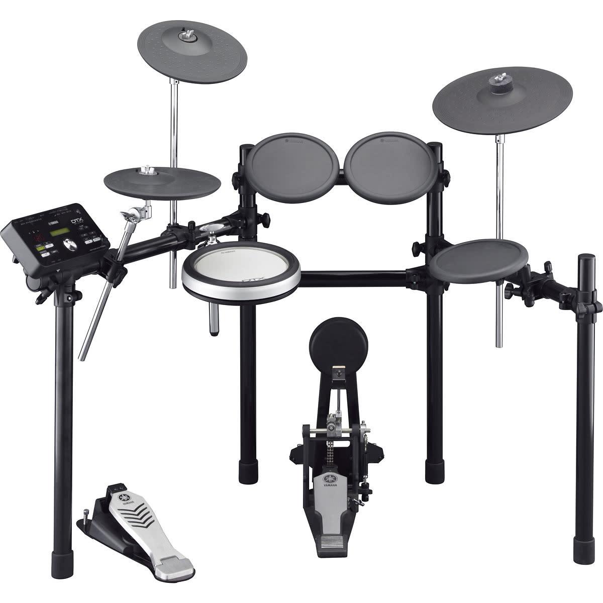 yamaha dtx522k electronic drum set used reverb