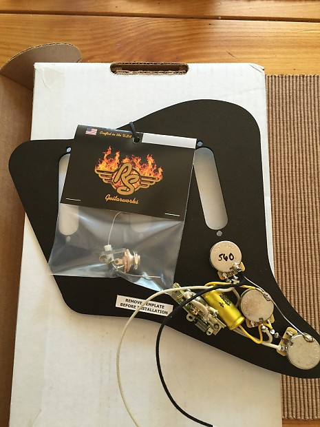 rs guitarworks premium vintage strat upgrade kit reverb rs guitarworks premium vintage strat upgrade kit