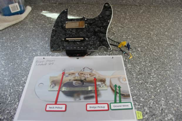 Les Paul Black Beauty 3 Pickup Wiring Harness Bourns Cts Switchcraft
