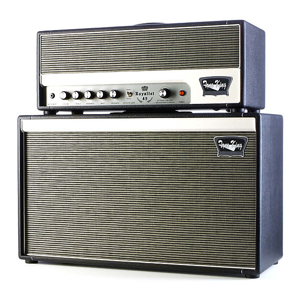 Tone King Amps Royalist 45 Watt Head And 2x12 Speaker