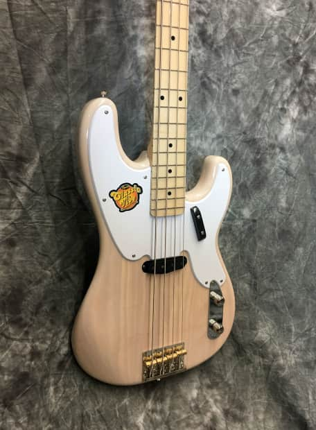 squier classic vibe 39 50s precision bass white blonde reverb. Black Bedroom Furniture Sets. Home Design Ideas