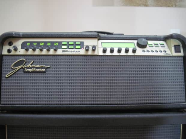 Jm Auto Sales >> Johnson JM250 Modeling Amp Full Stack With 2 4X12 Cabinets. | Reverb