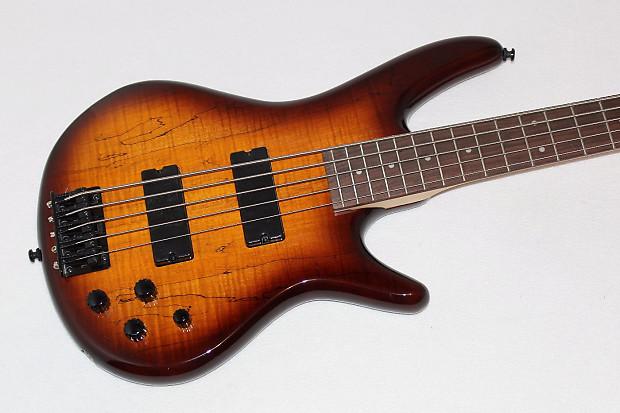 ibanez gsr205sm 5 string electric bass guitar reverb. Black Bedroom Furniture Sets. Home Design Ideas