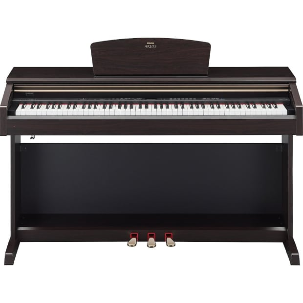 Yamaha Arius Ydp181 88 Key Digital Piano With Bench Reverb