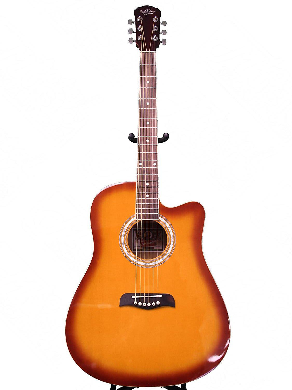 oscar schmidt od45ctspak acoustic guitar dreadnought pack reverb. Black Bedroom Furniture Sets. Home Design Ideas