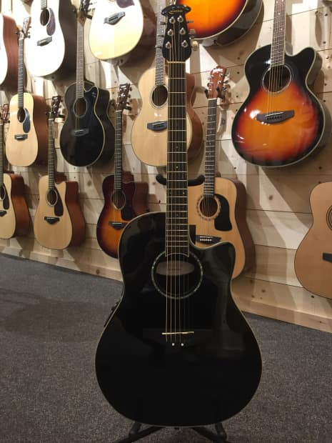 Ovation CC026 Celebrity Cutaway Acoustic-Electric Guitar ...