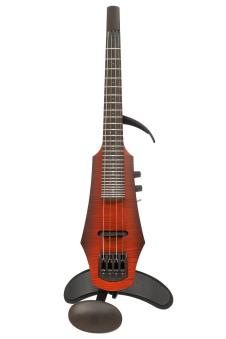 NS Designs NXT4 Fretted Violin, Sunburst image