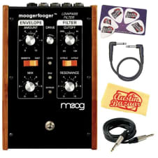 Moog MF-101 Moogerfooger Lowpass Filter w/ Cables, Picks image