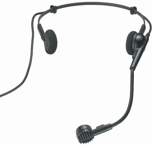 audio technica pro8he headworn microphone mic for wireless system reverb. Black Bedroom Furniture Sets. Home Design Ideas