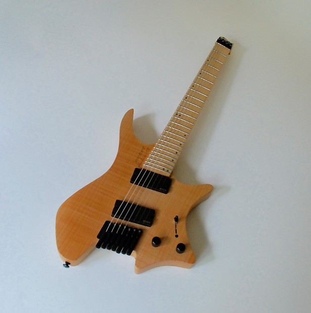 Strandberg boden os 7 strings 2015 natural reverb for Strandberg boden 7
