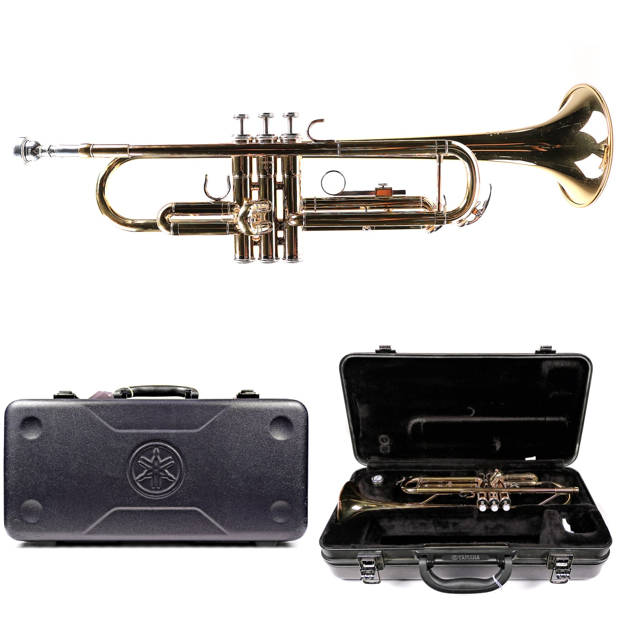 Yamaha ytr 200ad student trumpet outfit rental inventory for Yamaha student trumpets