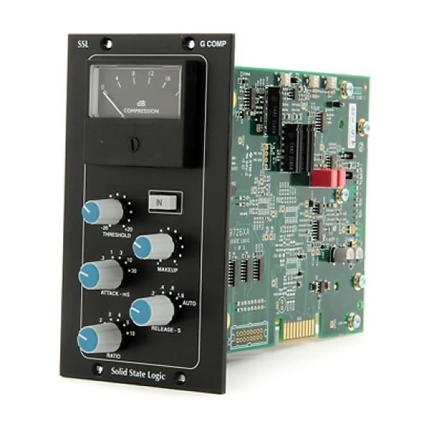 solid state logic g comp stereo bus compressor module reverb. Black Bedroom Furniture Sets. Home Design Ideas