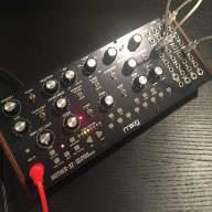 Moog Moog Mother-32 Tabletop / Eurorack Semi-Modular Synthesizer 2015 Black/brown