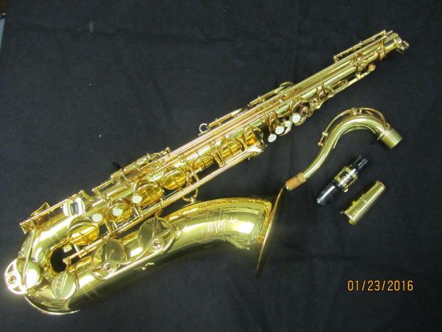 Yamaha Allegro Sax