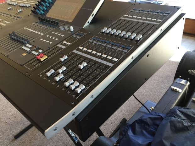 Yamaha m7cl 48 version 3 w meter bridge digital mixing for Yamaha m7cl 48 price