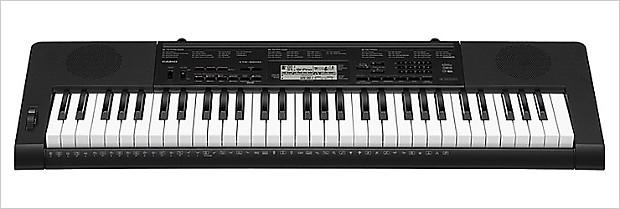 Casio CTK 3200 Digital Keyboard Piano CTK3200 With Adaptor