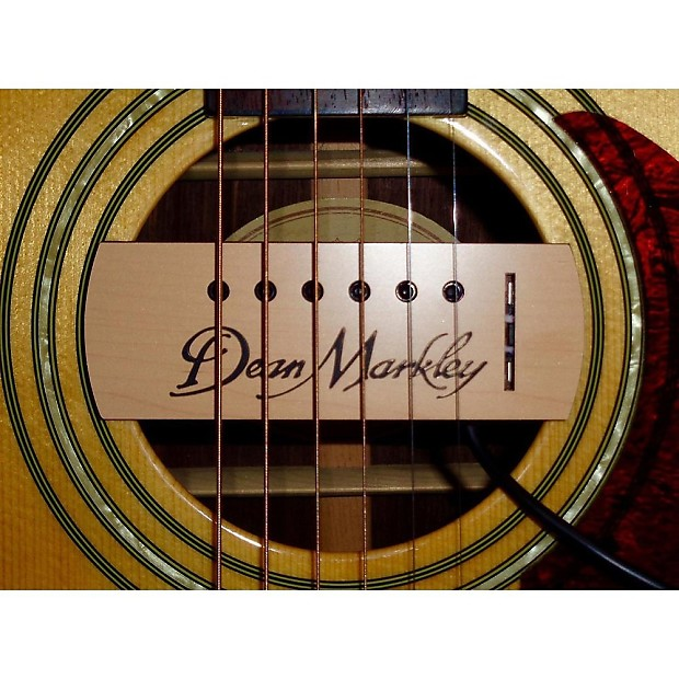 Dean Markley 3050 ProMag Professional Acoustic Guitar