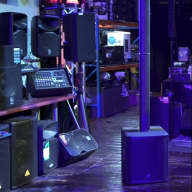 Turbosound iNSPIRE iP2000 Portable DJ Band Line Array System! Beats Bose, RCF and JBL!