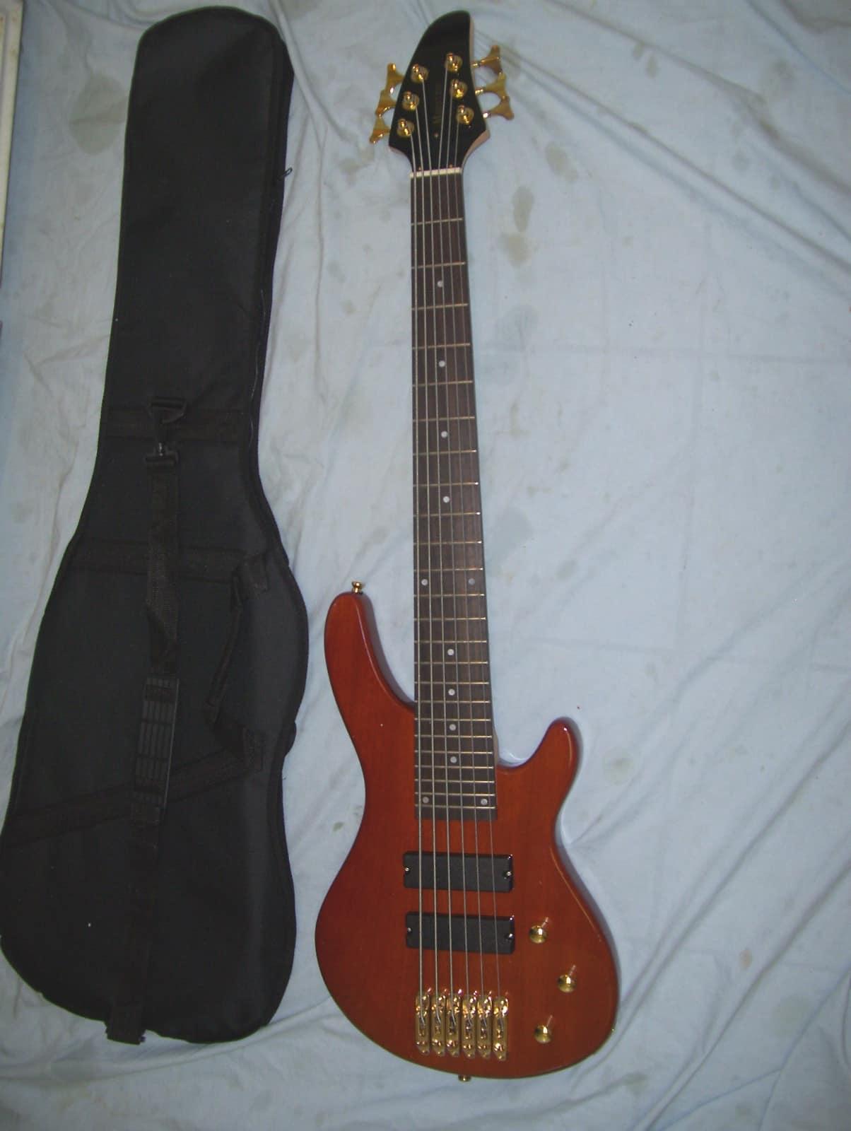 bass guitar 6 string reverb. Black Bedroom Furniture Sets. Home Design Ideas