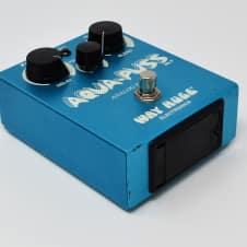 Way Huge Aqua-Puss MkII Analog Delay Guitar Effects Pedal image