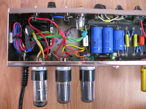 Fender 5e3 Deluxe Clone Reverb