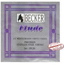 Becker etude cello string set 4 4 reverb for Becker payment plan