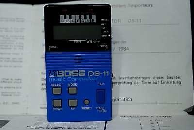 boss metronome db 90 manual