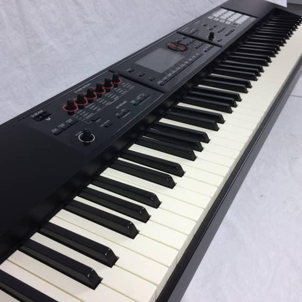 roland fa 08 88 key workstation keyboard reverb. Black Bedroom Furniture Sets. Home Design Ideas