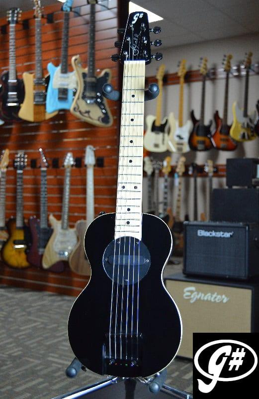 G-Sharp OF-1 Guitar, Black