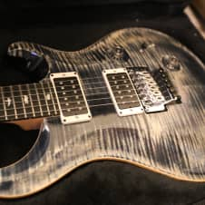 Paul Reed Smith Custom 24 Floyd Rose 2016 Faded Whale Blue Pattern Thin Neck image