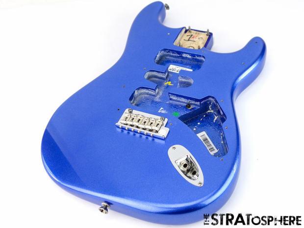 Fender American Standard Strat BODY & HARDWARE USA