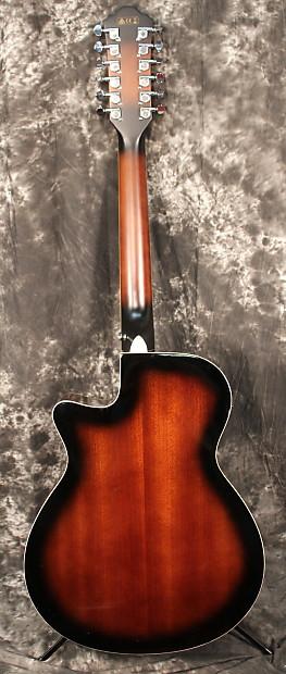 ibanez aeg1812ii aeg 12 string acoustic electric guitar dark reverb. Black Bedroom Furniture Sets. Home Design Ideas