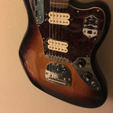 Brand New (Played 2x)Fender Classic Player Jaguar Special HH image