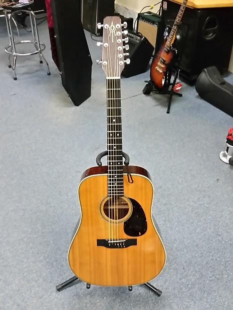 yairi alvarez 9 string model dy58 acoustic electric guitar reverb. Black Bedroom Furniture Sets. Home Design Ideas