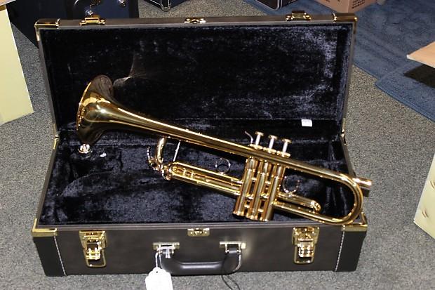 yamaha ytr 8335la custom series bb trumpet reverb On yamaha custom trumpet