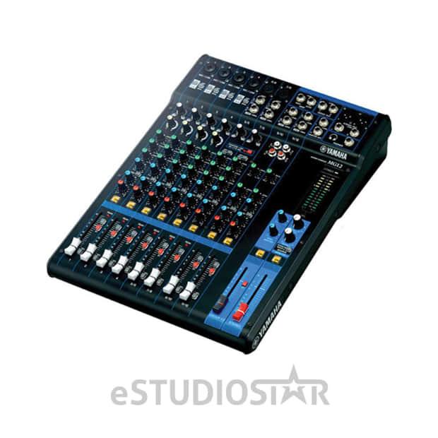 Yamaha mg12 12 input mixer reverb for Yamaha mg12 case