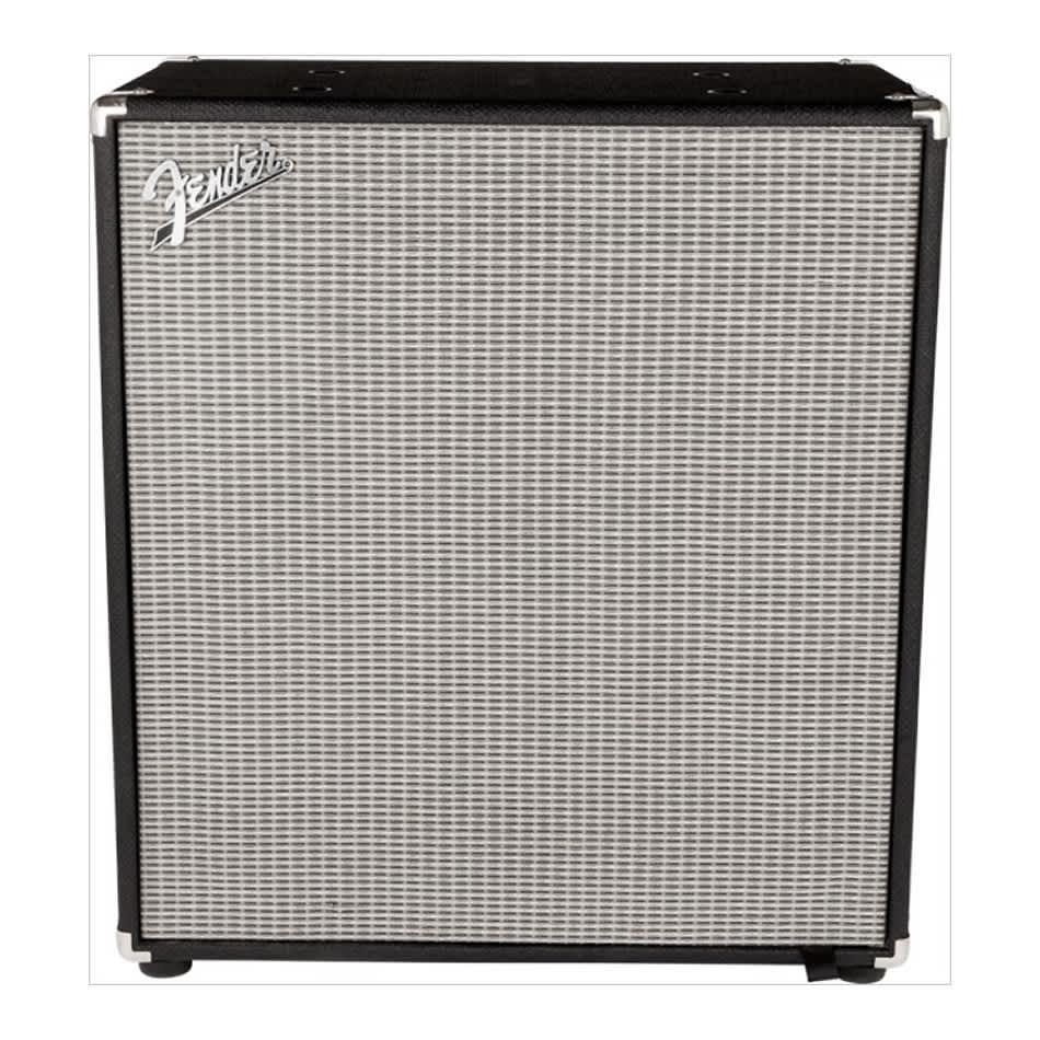 Fender Rumble 410 Bass Cabinet V3 4x10 Quot Eminence Black