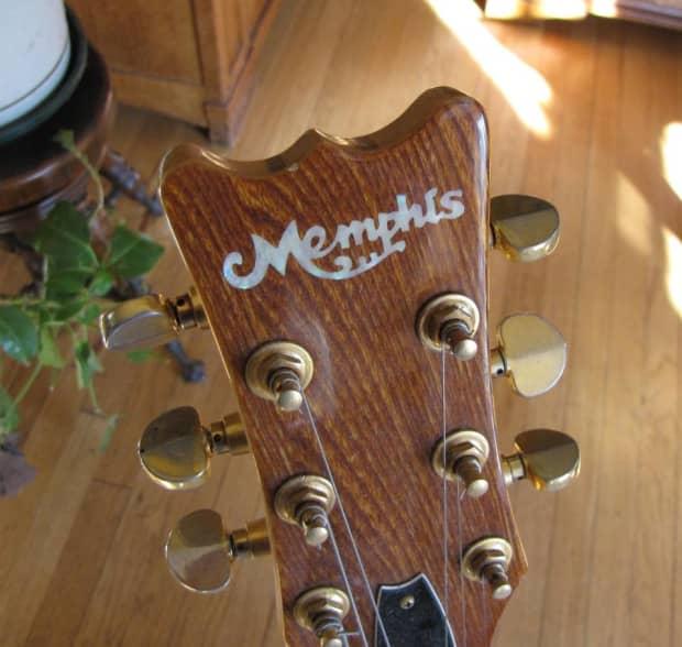 Memphis Auto Sales >> Memphis MIJ neck through flagship guitar Matsumoku | Reverb