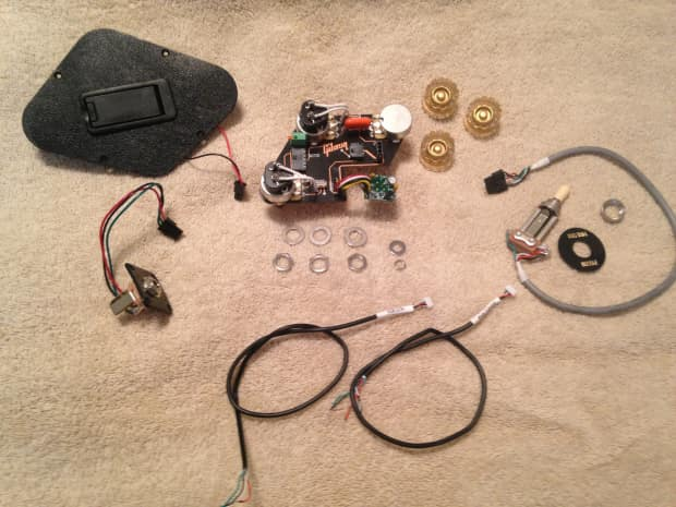 les paul wiring harness coil tap image 4